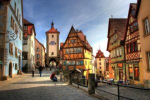 Văn hóa Đức: sự thật, tập quán và truyền thống