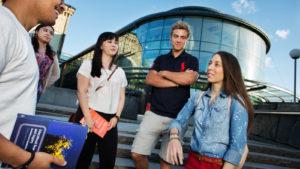 Giáo dục đại học ở Thụy Điển
