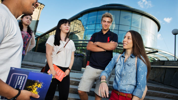 giáo dục đại học tại Thụy Điển