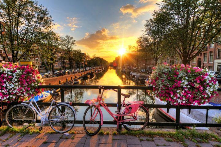 cuộc sống với giao thông xe đạp ở hà lan