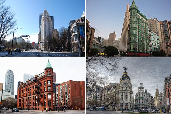 học kiến trúc ở nước ngoài