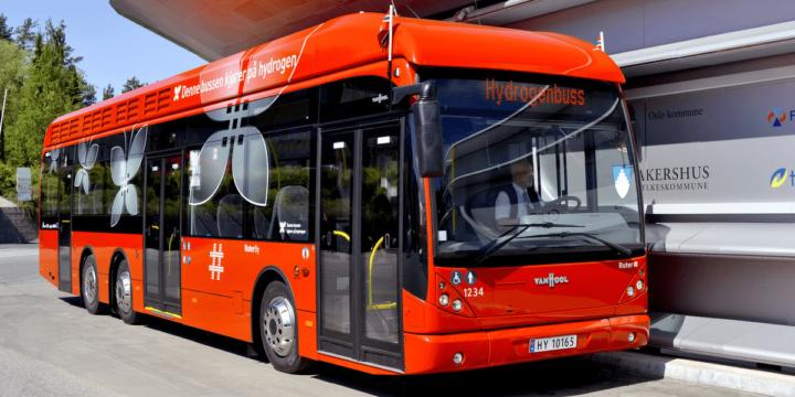 giao thông công cộng hà lan: xe buýt