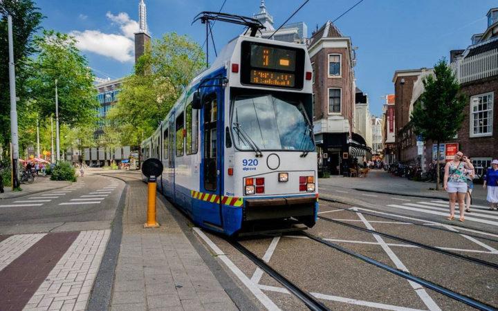 phương tiện công cộng hà lan: xe điện