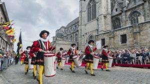 Tìm hiểu văn hóa nước Bỉ