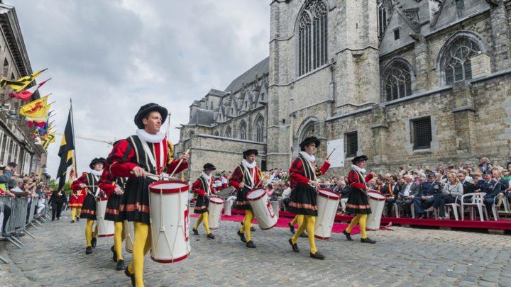 văn hóa nước bỉ