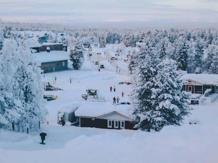 văn hóa phần lan mùa đông