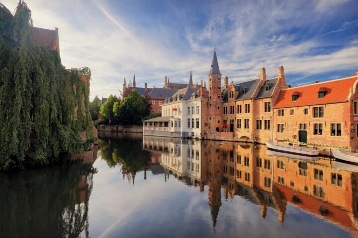 Đất nước Bỉ xinh đẹp