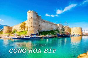 Giới thiệu đất nước Cộng hòa Síp