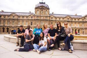 Cuộc sống sinh viên du học Pháp