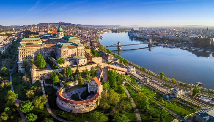 thủ đô pudapest, hungary