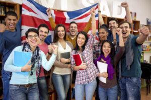 Cuộc sống sinh viên ở Vương quốc Anh