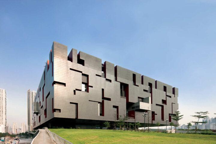 rất nhiều chuyên ngành trong kiến trúc