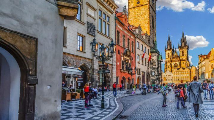 Chi phí du học Séc rất thấp