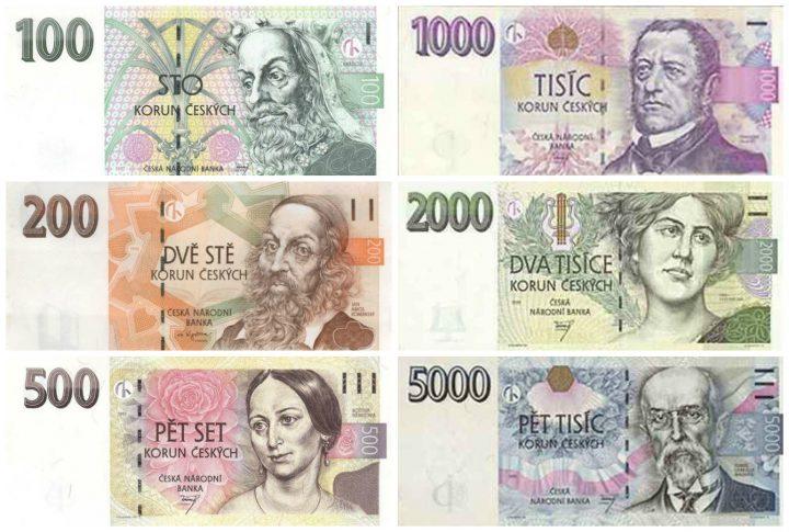 đồng Séc là đồng tiền chính trang trải chi phí ở séc