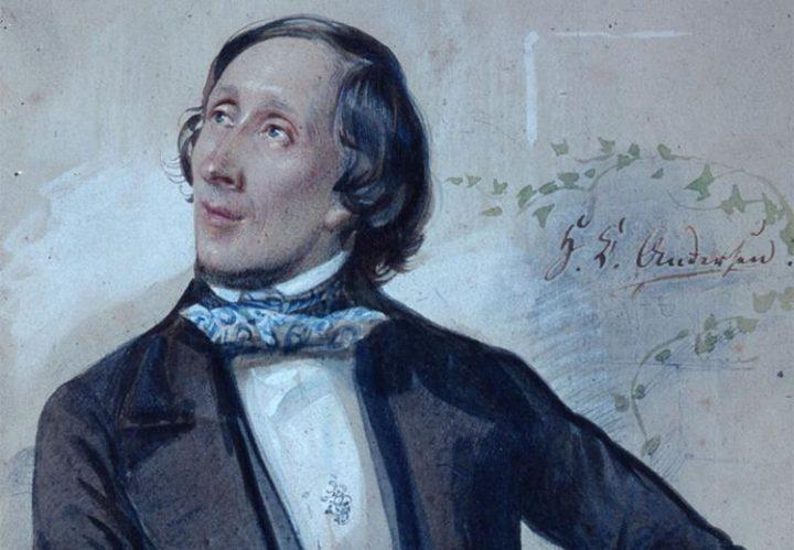nhân vật nổi tiếng nhất Đan Mạch là Hans Christian Andersen