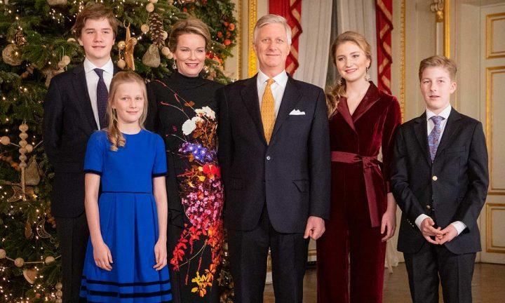 Gia đình hoàng gia bỉ