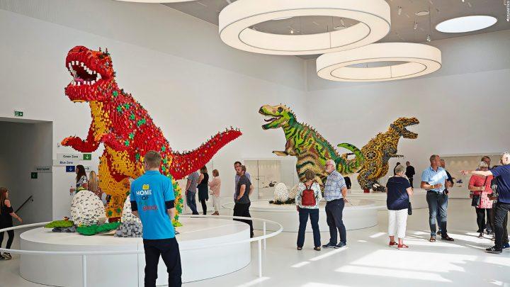 Đan mạch nổi tiếng với Lego