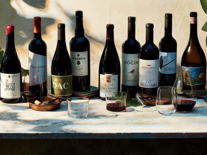 bồ đào nha nổi tiếng với rượu