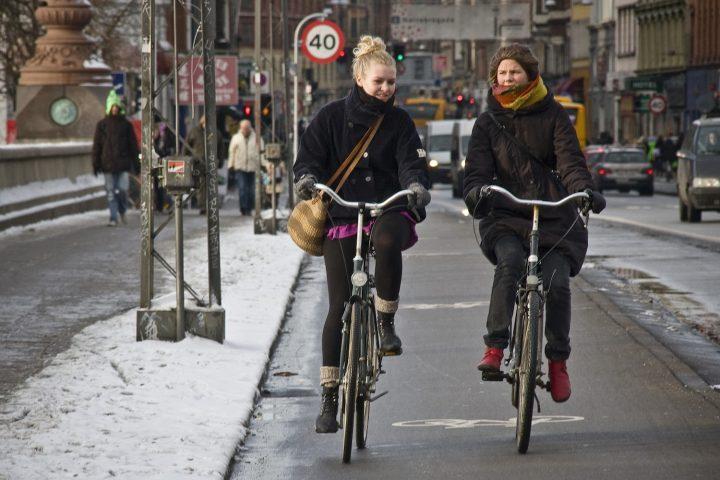 thời trang đường phố nổi tiếng ở Đan Mạch