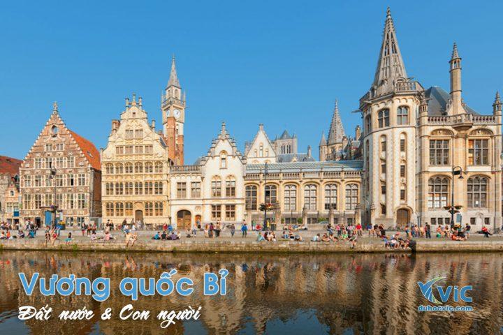 Đất nước và con người Bỉ