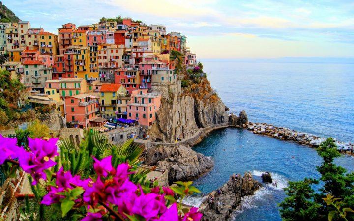 một đất nước Ý xinh đẹp