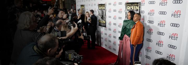 Lễ hội tại trường American Film Institute - trường điện ảnh hàng đầu nước mỹ