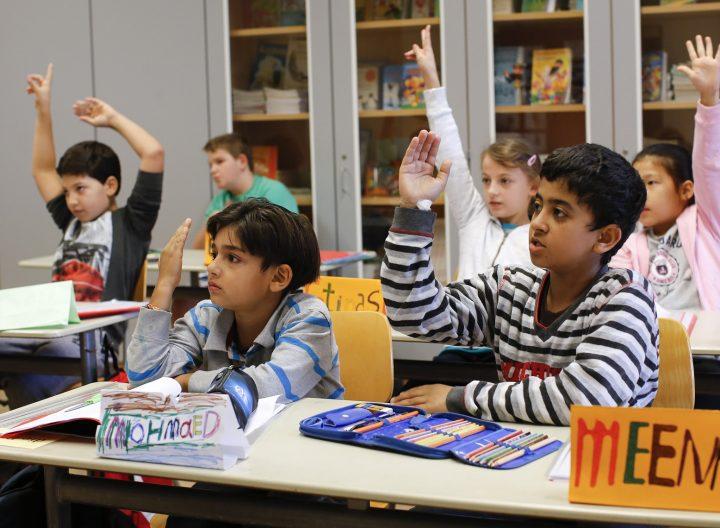 Giáo dục phổ thông tại Bỉ