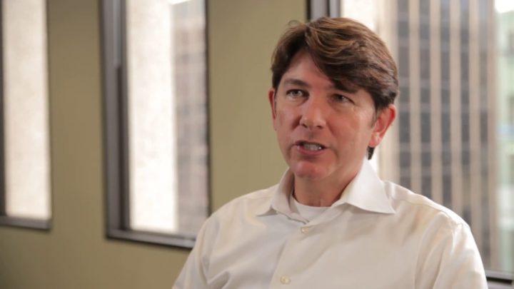 Ông Steve Loflin - người sáng lập, Giám đốc điều hành của Hiệp hội sinh viên ưu tú của Mỹ