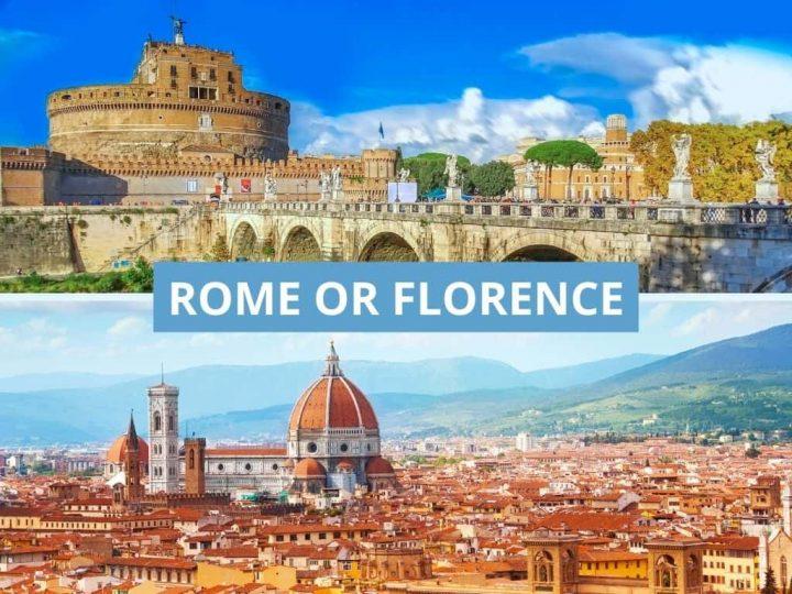 du học Y chọn Rome hay Florence