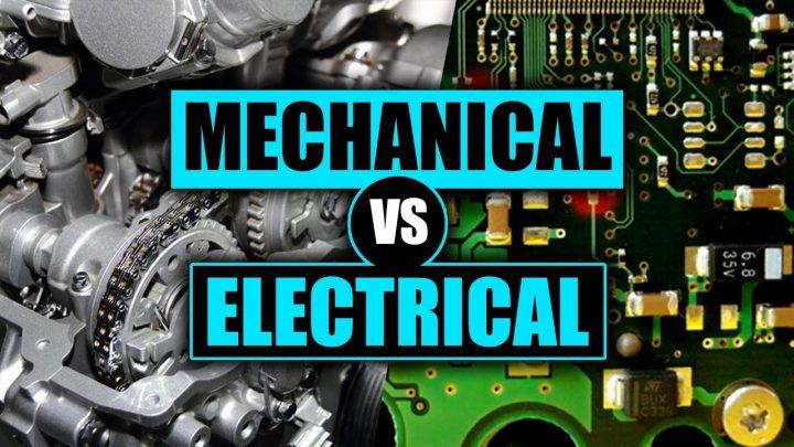 Nên du học ngành kỹ thuật điện hay kỹ thuật cơ khí